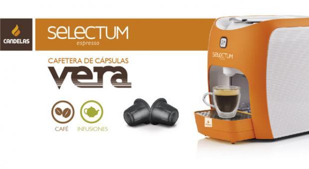 Nueva cafetera Selectum Espresso Vera
